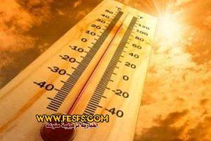حالة الطقس و درجات الحرارة في مصر يوم الأربعاء 18-3-2015