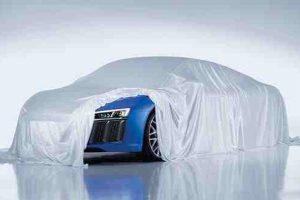 «أودي» تدخل نظام إضاءة بتقنية الليزر على سيارتها الرياضية الجديدة «آر 8»