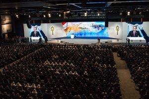 وزير الاستثمار: المؤتمر الاقتصادي خطوة ترويجية للتنمية الاقتصادية