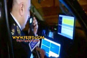 مميزات وامكانيات سيارة المرور الالكترونية الجديدة 2015