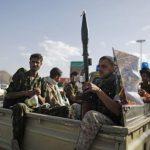 الحوثيون يجرون مناورات عسكرية قرب الحدود مع السعودية