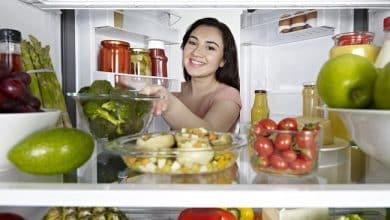 Photo of أغذية ليس لها مكان في ثلاجة المطبخ