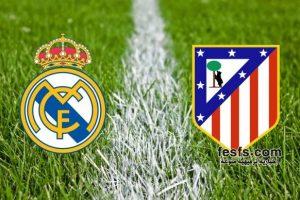 مشاهدة مباراة اتلتيكو مدريد وريال مدريد بث مباشر اون لاين دوري أبطال أوروبا