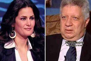 سما المصري: اعتذرت لمرتضى منصور خوفاً من السجن