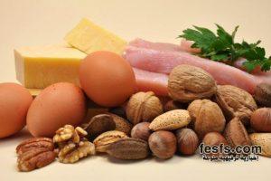 ما هي مصادر البروتين المتعددة ؟