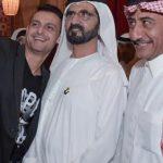سلفي رامز جلال مع حاكم إمارة دبي الشيخ محمد بن راشد