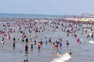 الأرصاد الجوية تحذر من السباحة في البحر المتوسط والبحر الأحمر