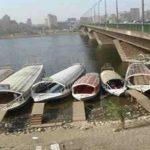 الحكومة تواصل جهودها لإزالة جميع المراسي العشوائية على نهر النيل