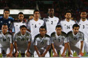 مصر تنفرد بالصدارة بعد فوزها الكبير علي منتخب تشاد بخماسية