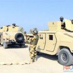 صور.. الجيش يعلن نتائج عملية حق الشهيد حتى الخميس بقتل 86 إرهابيا وضبط 195