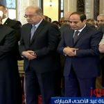 شاهد.. السيسي يؤدي صلاة عيد الأضحى بمسجد المشير طنطاوي