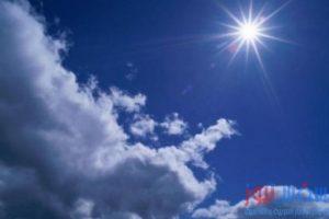 أرتفاع درجات الحرارة اليوم في مصر لتصل العظمي لـ41 درجة