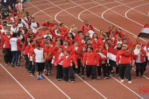 مصر تكتسح الدول في دورة الألعاب الإفريقية ب93 ميدالية