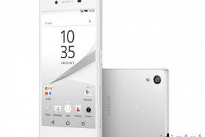 تعرف علي مواصفات هاتف سوني الجديد sony Xperia Z5 Dual