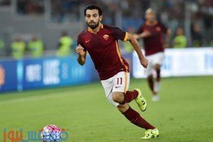 إتحاد الكرة الإيطالي يوقف محمد صلاح مباراة واحدة