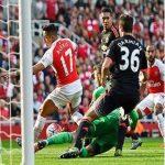 نتيجة مباراة أرسنال ومانشستر يونايتد في الدوري الإنجليزي الممتاز