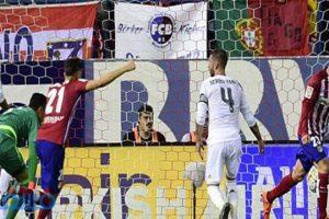نتيجة وملخص مباراة الديربي الأسباني أتليتكو مدريد و ريال مدريد اليوم