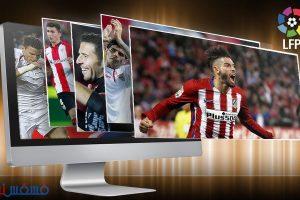 """مباريات الدوري الإسباني اليوم الأربعاء """" المواعيد والمعلقين والقنوات المجانية """""""