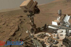""""""" ناسا """" إكتشاف أدلة وجود مياه سائلة علي المريخ ولا يمكن الإقتراب منها"""