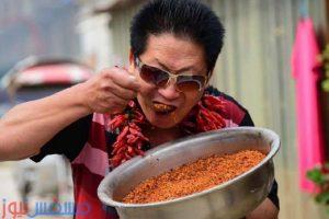 ملك الفلفل الحار الصيني لي يونغ تشي