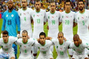 أخبار المنتخب الجزائري : أهداف اللقاء وملخص كامل لمباراة الجزائر وتنزانيا