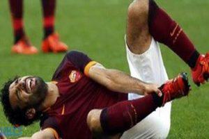 طبيب روما طلب من محمد صلاح عدم إستعجال العودة للمباريات