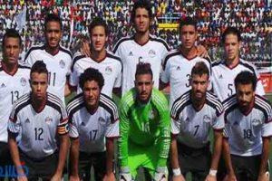 لقاء مصر وتشاد : أهداف المباراة وملخص كامل لمباراة مصر وتشاد