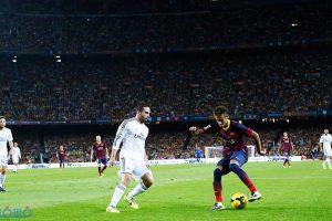 موعد مباراة برشلونة وريال مدريد بكلاسيكو العالم والقنوات المجانية الناقلة للمباراة