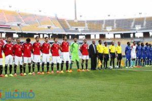 نفاذ تذاكر مباراة المنتخب المصري مع المنتخب التشادي
