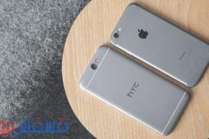 """فيديو.. HTC ترد على سرقتها لتصميم """"آيفون 6"""" بإعلان جديد"""