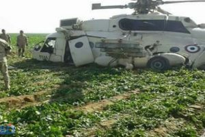 أسباب سقوط الطائرة العسكرية صباح اليوم بالإسماعيلية