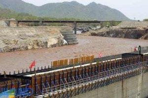 أثيوبيا قامت بتغيير مسار النيل لسد النهضة وسط تعتيم إعلامي