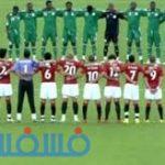 تعادل المنتخب الأولمبي 2-2 مع المنتخب النيجيري