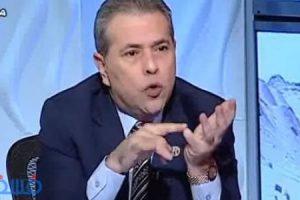 شاهد أسباب قيام توفيق عكاشة بالإستقالة من مجلس الشعب ومغادرة مصر