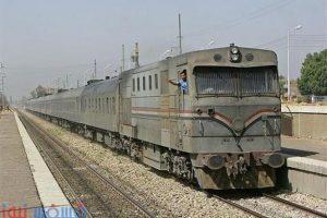 آخر أخبار مصر : مجهولون يعطلون قطار ركاب بالبحيرة