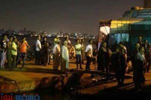 """تصريح بدفن جثث الضحايا بحادث """" معدية الموت """" بكفر الشيخ"""