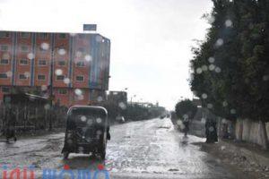 موجة صقيع وأمطار خفيفة على شمال البلاد وبيان بدرجات الحرارة