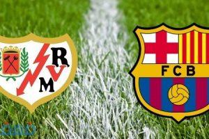 موعد مباراة برشلونة و رايو فاليكانو  من الدوري الأسباني و القنوات الناقلة