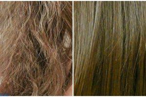 احمي شعرك من رطوبة الصيف