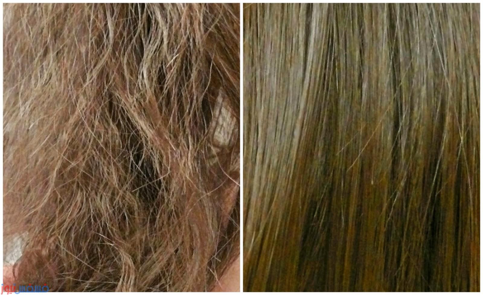 طرق التخلص من الشعر التالف والمتقصف