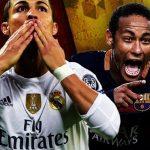 جميع القنوات الناقلة مباراة برشلونة وريال مدريد اليوم بكلاسيكو الأرض مجانا