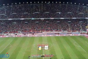حضور 10 آلاف مشجع لمباراة مصر والكونغو 30 مايو 2016