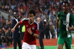 الكاف يعاقب المنتخب المصري بسبب لقاء نيجيريا