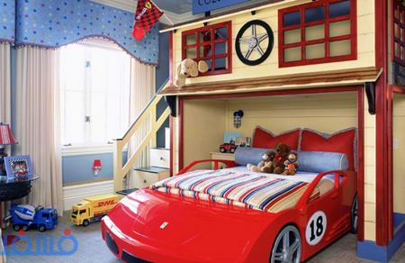 اجعلي غرفة نوم طفلك منظمة دائماً