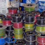 مصنع لتصنيع الأدوات الكهربائية بدون ترخيص بالقليوبية