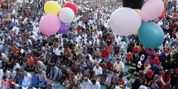 موعد صلاة عيد الفطر المبارك