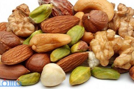 تعرف على فوائد المكسرات ونسبة السعرات الحرارية بها لتجنب زيادة الوزن