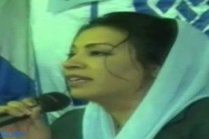 نائبة برلمانية في محافظة الجيزة تعتلي منبر لأكبر المساجد لأول مرة في التاريخ