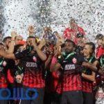 الأهلى يفوز بكأس السوبر الإماراتي بعد تغلبه علي الجزيرة