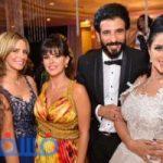 حضور نجوم الفن والإعلام في حفل زفاف حنان مطاوع